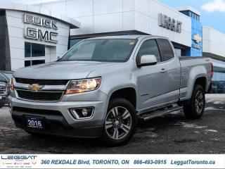 Used 2016 Chevrolet Colorado LT  - Bluetooth -  SiriusXM for sale in Etobicoke, ON