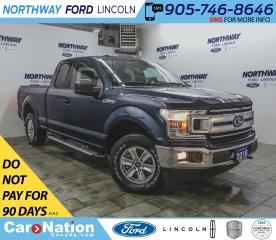 Used 2018 Ford F-150 XLT | 3.3 V6 | BACK UP CAM | LOCKING REAR AXLE | for sale in Brantford, ON