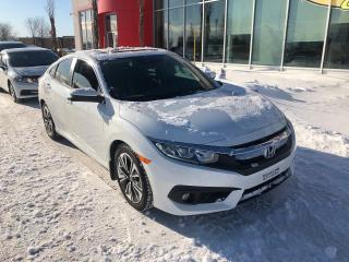 Used 2016 Honda Civic EX-T Version turbo! for sale in Quebec, QC