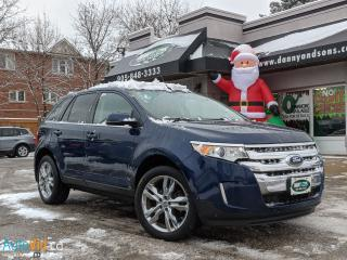 Used 2012 Ford Edge Limited for sale in Mississauga, ON