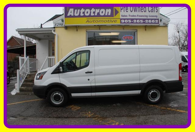2017 Ford Transit 150 1/2 Ton Cargo Van, Loaded, Cruise, Shelves