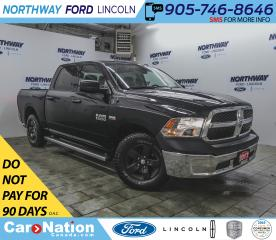 Used 2017 RAM 1500 ST | RWD | 5.7L HEMI V8 | BLUETOOTH+USB | CRUISE | for sale in Brantford, ON