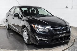 Used 2016 Subaru Impreza TOURING AWD A/C MAGS SIEGE CHAUFFANT for sale in Île-Perrot, QC