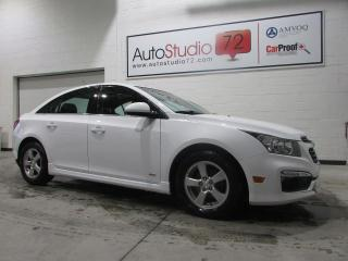 Used 2016 Chevrolet Cruze LT 1.4L Turbo RS **AUTO**TOIT**MAGS**SYS for sale in Mirabel, QC