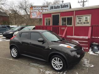 Used 2011 Nissan Juke SV for sale in Toronto, ON