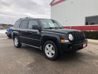 Used 2010 Jeep Patriot north, One owner, certified for sale in Tillsonburg, ON