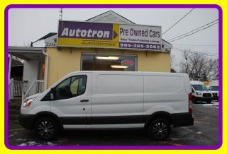 Used 2017 Ford Transit 250 3/4 Ton Cargo Van Diesel, Loaded, for sale in Woodbridge, ON