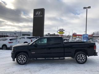 Used 2017 GMC Sierra 1500 SLT for sale in North Bay, ON