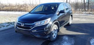 Used 2015 Honda CR-V 2WD 5dr LX for sale in Montréal, QC