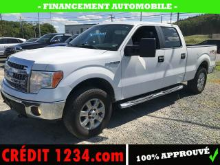 Used 2013 Ford F-150 Cab SuperCrew 4RM 145 po XLT for sale in Lévis, QC