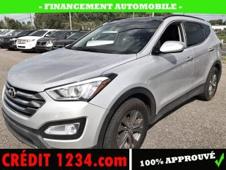 Used 2014 Hyundai Santa Fe Sport 2.4L Luxury 4 portes TI for sale in Lévis, QC