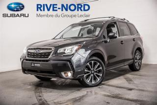 Used 2017 Subaru Forester XT Limited NAVI+CUIR+TOIT.OUVRANT for sale in Boisbriand, QC