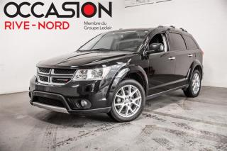 Used 2017 Dodge Journey GT AWD 7.PASS+NAVI+CUIR+TOIT.OUVRANT for sale in Boisbriand, QC