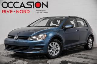 Used 2017 Volkswagen Golf 1.8 TSI Trendline MAGS+SIEGES.CHAUFFANTS+BLUETOOTH for sale in Boisbriand, QC
