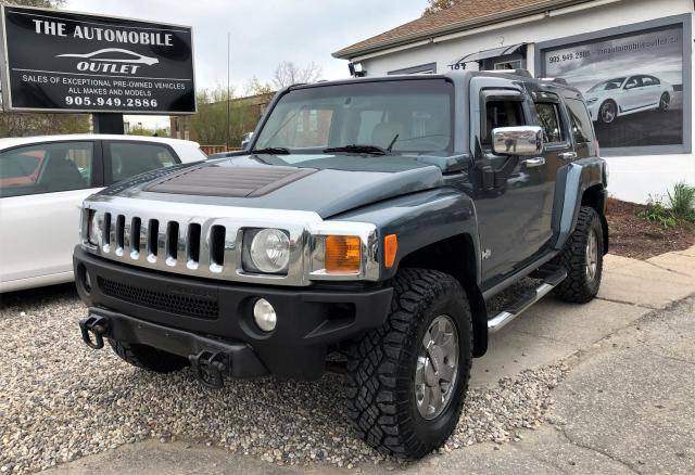 2006 Hummer H3 AWD LEATHER SUNROOF
