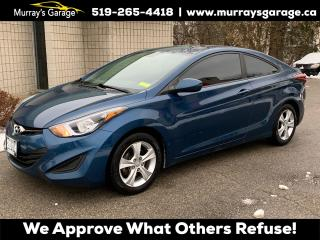Used 2014 Hyundai Elantra Coupe Sport for sale in Guelph, ON
