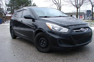 Used 2015 Hyundai Accent L for sale in Mississauga, ON