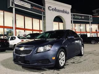 Used 2014 Chevrolet Cruze LT - No Dealer Fees for sale in Richmond, BC