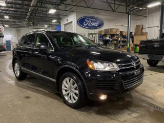 Used 2013 Volkswagen Touareg Highline 3,6L GPS TOIT for sale in St-Eustache, QC