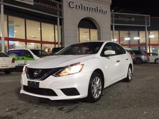Used 2019 Nissan Sentra SV - Sunroof / Accident Free / Local / Heated Seats / No Dealer Fees for sale in Richmond, BC