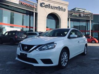 Used 2019 Nissan Sentra SV - No Accident / Local / Sunroof / Heated Seats / No Dealer Fees for sale in Richmond, BC