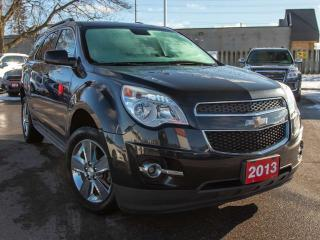 Used 2013 Chevrolet Equinox LT 4dr FWD SUV for sale in Brantford, ON