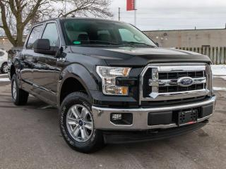 Used 2017 Ford F-150 XLT 4x4 SuperCrew for sale in Brantford, ON