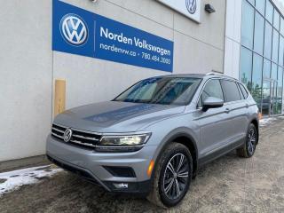 New 2020 Volkswagen Tiguan Highline for sale in Edmonton, AB