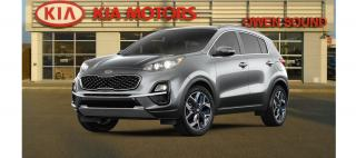 New 2020 Kia Sportage EX Premium for sale in Owen Sound, ON