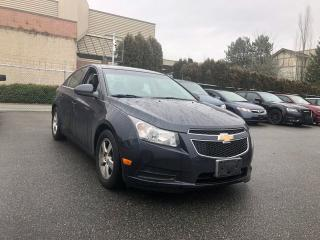 Used 2014 Chevrolet Cruze 2LT 4dr FWD Sedan for sale in Surrey, BC