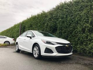Used 2019 Chevrolet Cruze LT 4dr FWD Sedan for sale in Surrey, BC