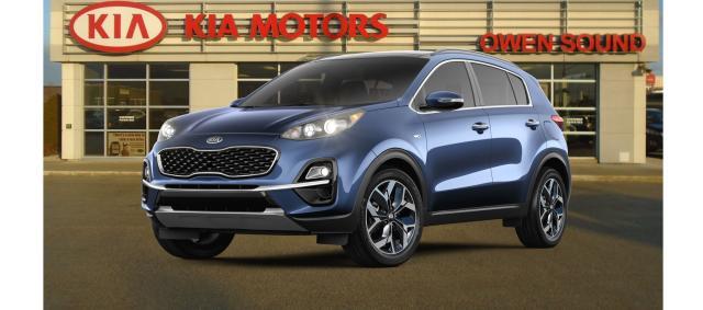 2020 Kia Sportage EX Premium