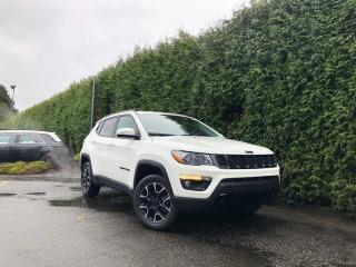 New 2020 Jeep Compass Upland Edition 4dr 4WD Sport Utility for sale in Surrey, BC