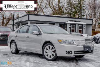 Used 2008 Lincoln MKZ Base for sale in Ancaster, ON