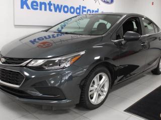 Used 2018 Chevrolet Cruze LT with a back up camera for sale in Edmonton, AB