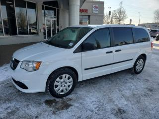 Used 2015 Dodge Grand Caravan CVP; 7 PASS, GREAT CONDITION, CRUISE CONTROL, A/C AND MORE for sale in Edmonton, AB
