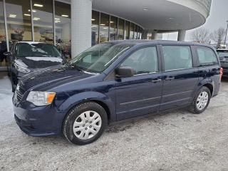 Used 2014 Dodge Grand Caravan SE; 7PASS, STOW AND GO, CRUISE CONTROL, A/C AND MORE for sale in Edmonton, AB