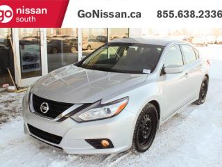 Used 2017 Nissan Altima BACK UP CAMERA NAVIGATION HEATED SEATS for sale in Edmonton, AB