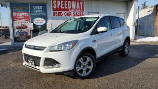 Used 2014 Ford Escape SE 4WD,Camera,Certified for sale in Oakville, ON