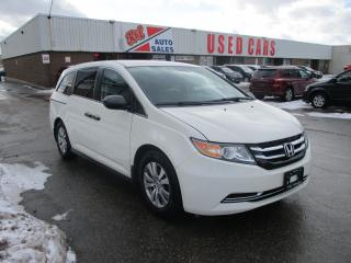 Used 2016 Honda Odyssey SE ~ BACK UP CAMERA ~ 8 PASS. for sale in Toronto, ON