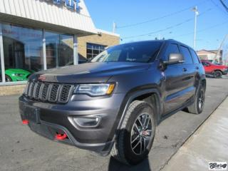 Used 2018 Jeep Grand Cherokee Trailhawk GR.LUXE for sale in Varennes, QC