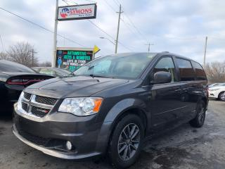Used 2017 Dodge Grand Caravan SXT Premium Plus for sale in Cobourg, ON