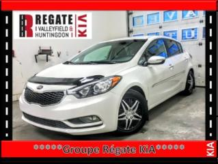 Used 2015 Kia Forte5 EX**Régulateur de vitesse*Climatiseur*Bluetooth** Commandes audio au volant*Phares antibrouillards*Jantes en alliage* for sale in Salaberry-de-Valleyfield, QC
