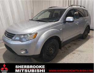 Used 2009 Mitsubishi Outlander AWC AWD 4RM 4X4 4 portes ES for sale in Sherbrooke, QC