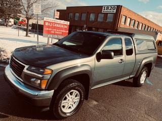 Used 2010 GMC Canyon SLE w/1SD 4WD for sale in Mississauga, ON