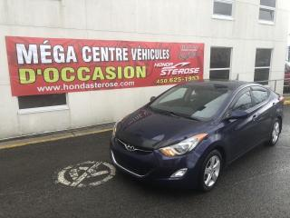 Used 2012 Hyundai Elantra GLS AUTOMATIQUE for sale in Laval, QC