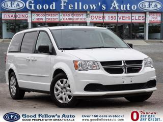 Used 2017 Dodge Grand Caravan SXT MODEL, STOW & GO, 3.6L 6CYL, 7 PASSENGER for sale in Toronto, ON