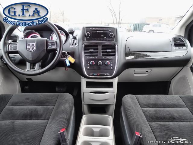 2017 Dodge Grand Caravan SXT MODEL, STOW & GO, 3.6L 6CYL, 7 PASSENGER