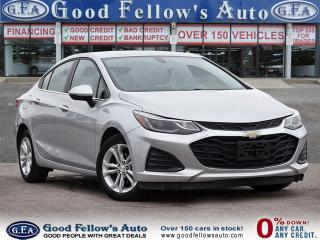 Used 2019 Chevrolet Cruze 1LT MODEL, REARVIEW CAMERA, HEATED SEATS, ALLOY for sale in Toronto, ON