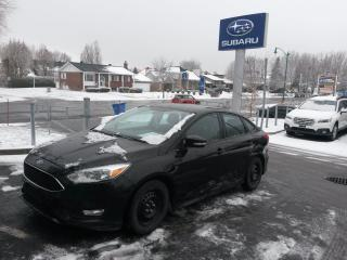 Used 2015 Ford Focus SE AUTOMATIQUE A/C PNEUS D'HIVER BLUETOOTH for sale in Repentigny, QC
